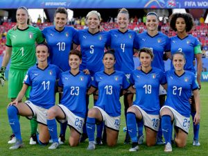 Times A Changing In Italian Women's Football
