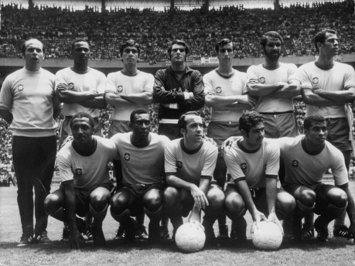 Brazil Relives 1970 World Cup During Pandemic