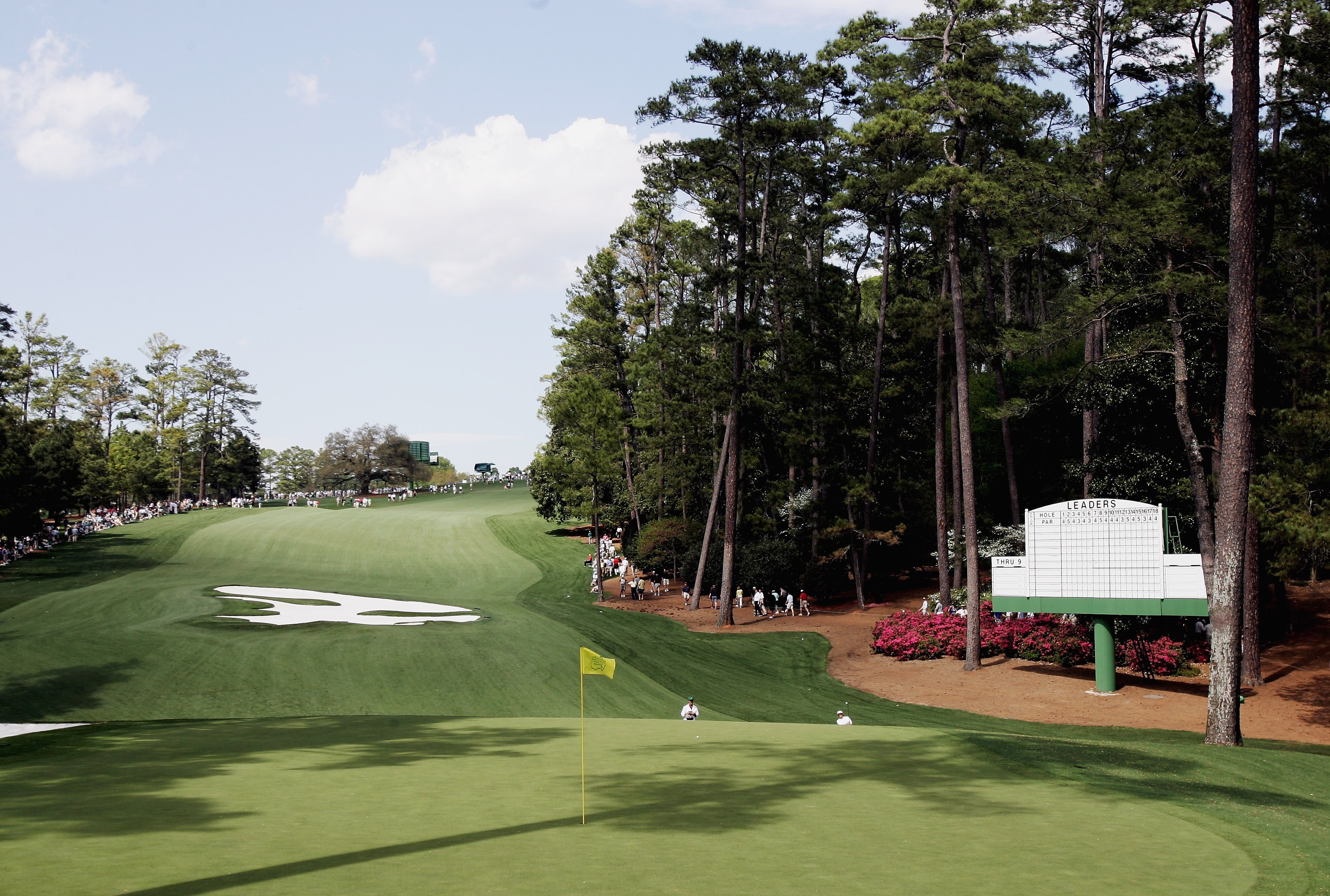 Image result for Augusta's 10th hole