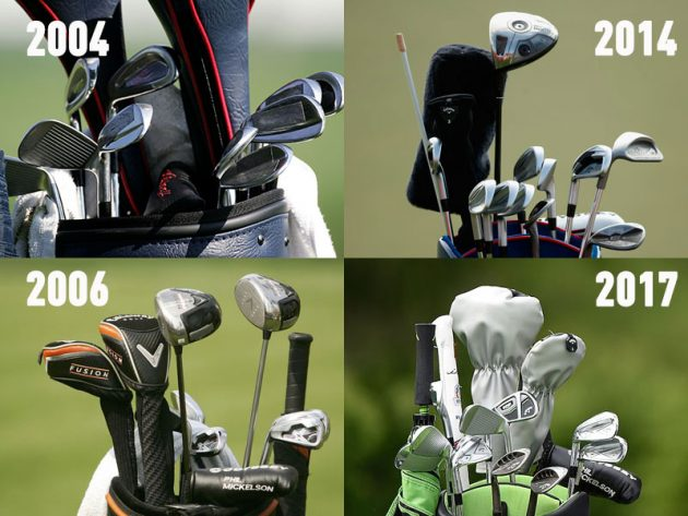 phil mickelson s golf