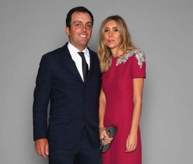 Who Is Francesco Molinaris Wife
