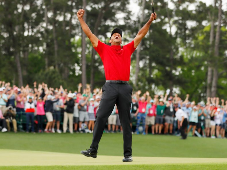 Is Tiger's Win The Greatest Comeback In Sports History?