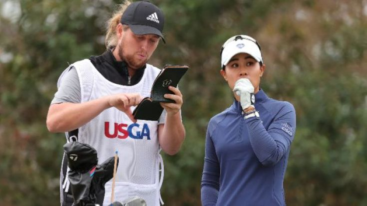 Who Is Danielle Kang's Caddie? - Golf Monthly