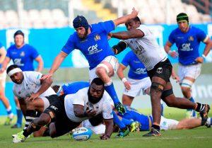 Italy v Fiji cancelled