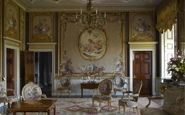 The Drawing Rooms history
