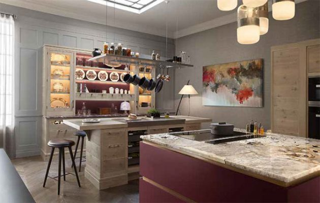 The New Kitchen Design Mantra: Don't Be Afraid Of The Dark