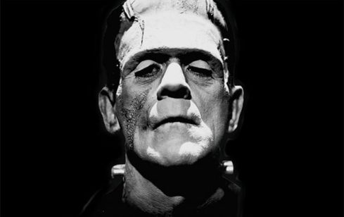 Image result for frankenstein