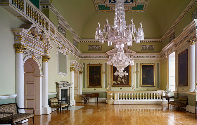 James Paines masterpiece The Doncaster Mansion House