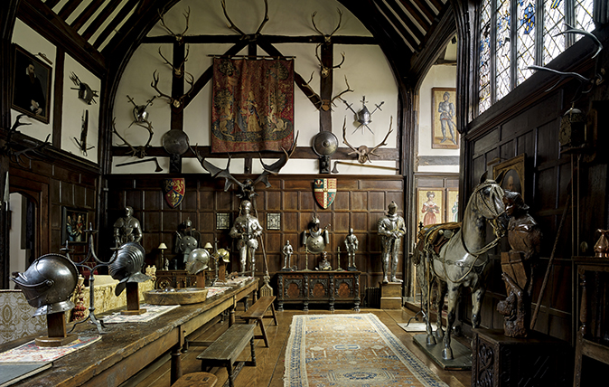 Tudor House Interiors