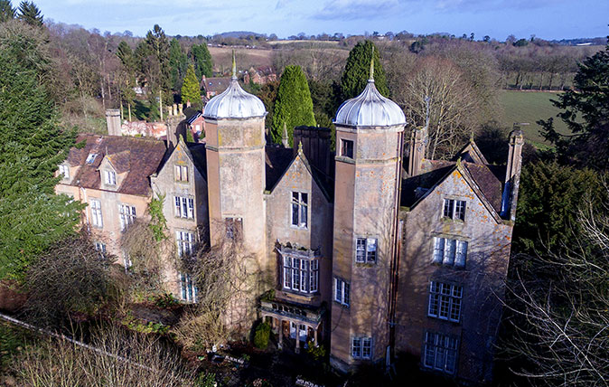 A 20 Bedroom Castle For Sale At Just 163 500 000 But With A