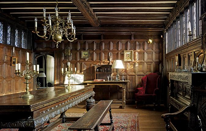 Alston Court Suffolk A vivid insight into Tudor living