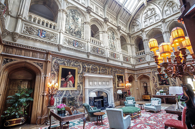 Life after Downton Abbey How Highclere Castle is moving