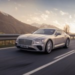 Bentley Continental Gt Review 100 Years On Bentley Still Making The Ultimate Hybrid Of Sports Car And Limousine Country Life