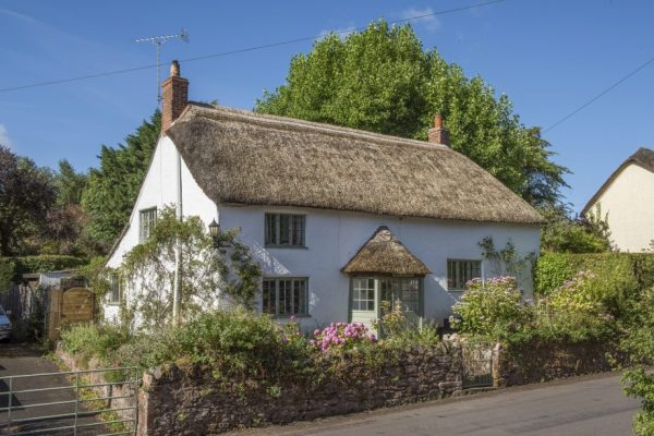 Six heartbreakingly pretty cottages for sale at under £ ...
