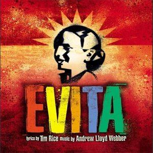 Evita musical Keyboard Programming