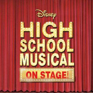 High School Musical On Stage keyboard programming