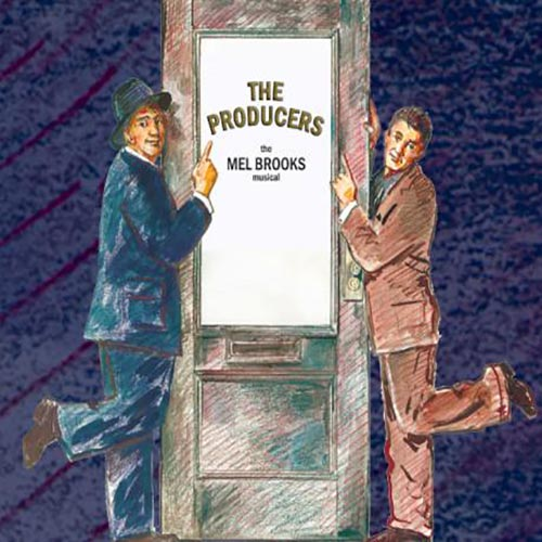 The Producers musical keyboard programming