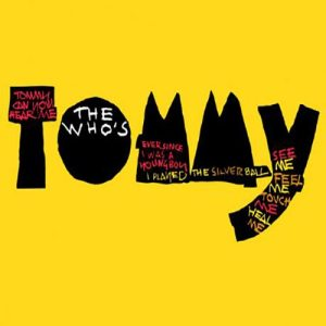 The WHo's Tommy musical keyboard programming