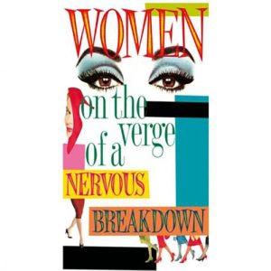 Women On The Verge of a Nervous Breakdown keyboard programming