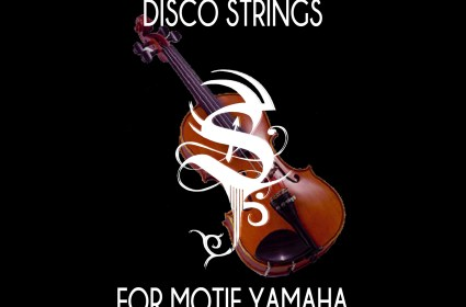 Disco Strings for motif Yamaha