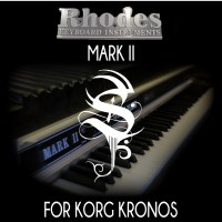 Rhodes Mark II for Korg KRONOS