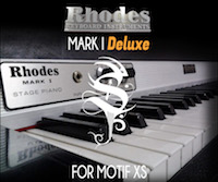 Rhodes Mark I For Motif XS