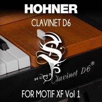 Clavinet for MOTIF XF