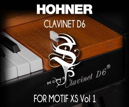 Clavinet for MOTIF XS