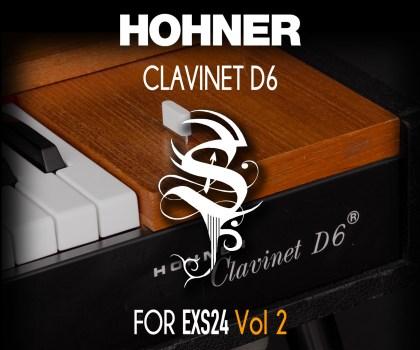 Clavinet for EXS24 Vol 2