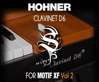 Clavinet for MOTIF XF Vol 2