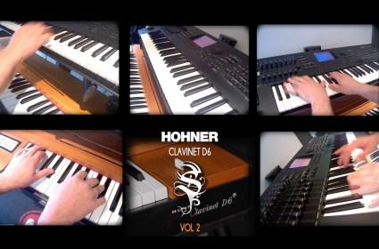 Clavinet D6 Vol2