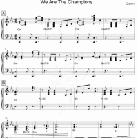 We Are The Champions – Queen 1