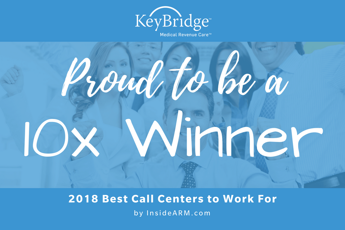 List Of Call Centers Keybridge Recognized As 2018 Best Call Centers To Work For