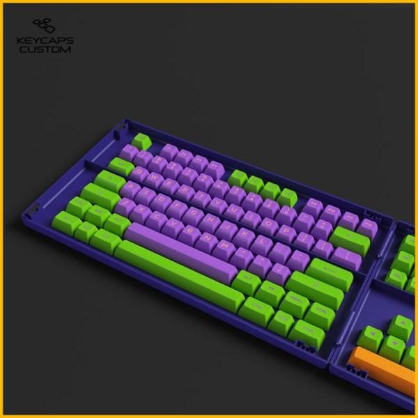 Akko-EVA-01-PBT-thick-ASA-Profiles-keycaps-set-03