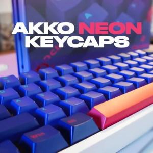 Akko Keycaps