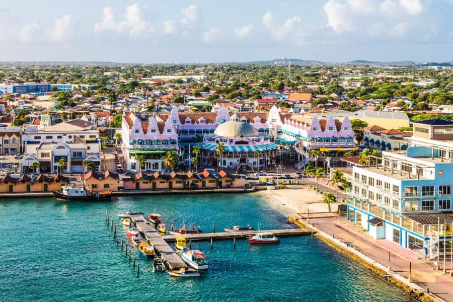 getting to know aruba