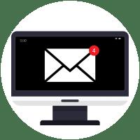 Ordinateur mail