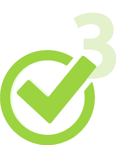 Etape 3 - satisfaction