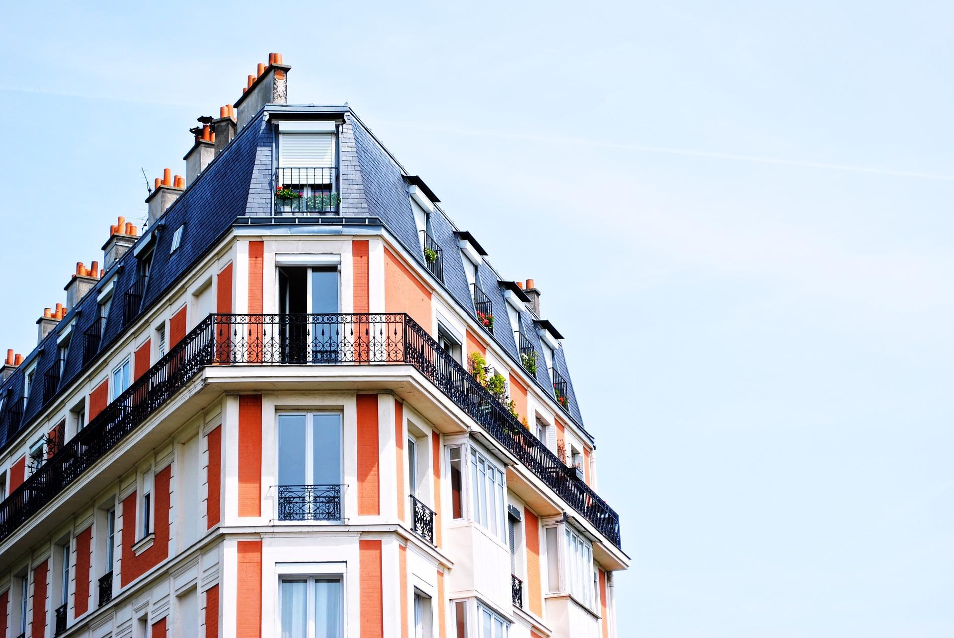 Appartement smart building