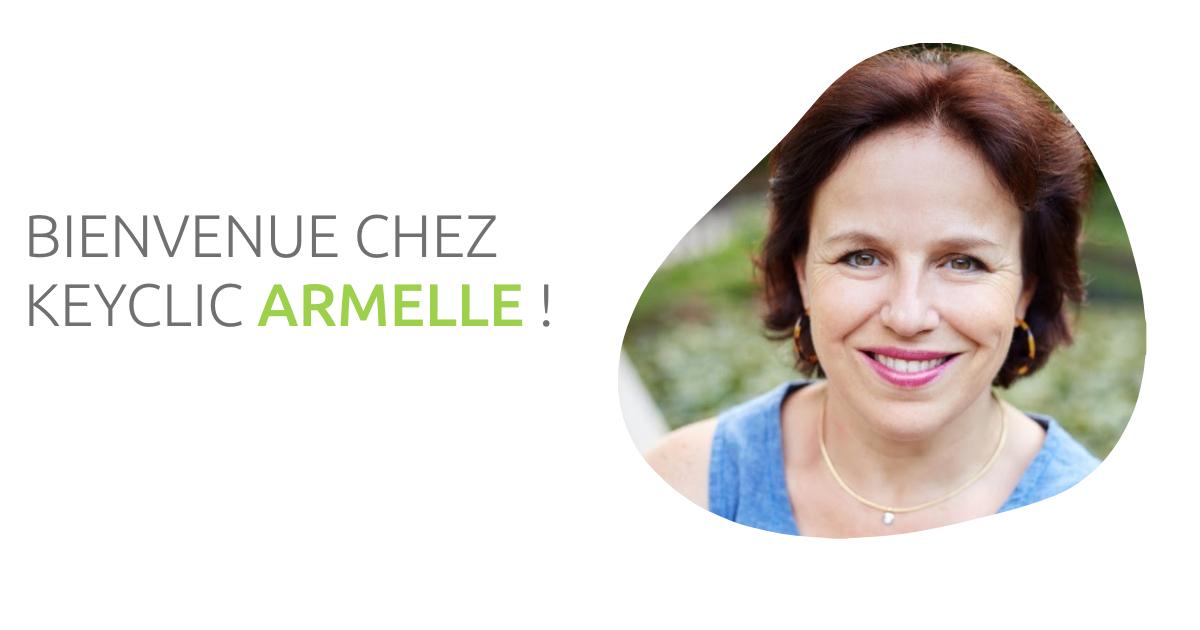 Armelle, Product owner chez Keyclic