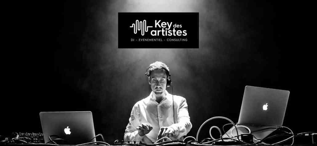 DJ de mariage à Lyon Key des Artistes