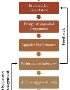 Performance appraisal process also difference between and management rh keydifferences