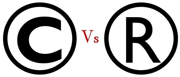 Difference Between Copyright And Trademark With Comparison Chart