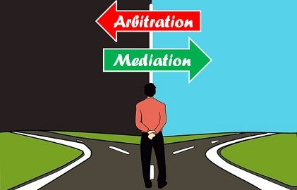 Difference Between Mediation and Arbitration with