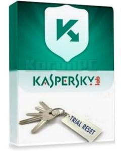Kaspersky Reset Trial