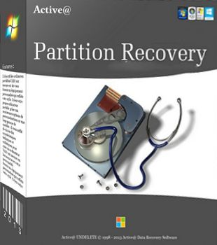 Active Partition Recovery Crack