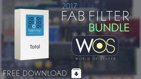 FabFilter Total Bundle Crack 2019 5 + Keygen Full Free Download Setup