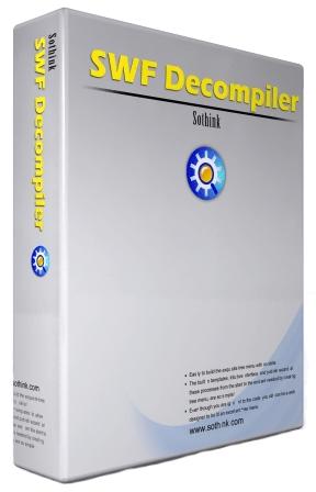 Sothink SWF Decompiler Crack