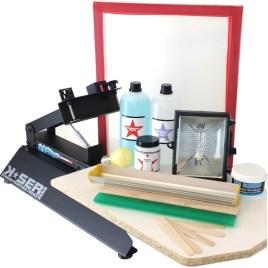 screen printing lab