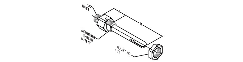 Primary Air Inlet Type